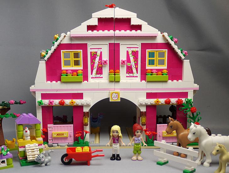 LEGO-41039-ラブリーサンシャインハウスを作った1.jpg