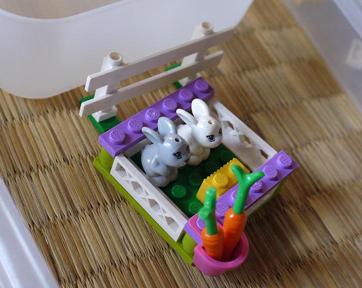 LEGO-41039-ラブリーサンシャインハウスを作った12.jpg