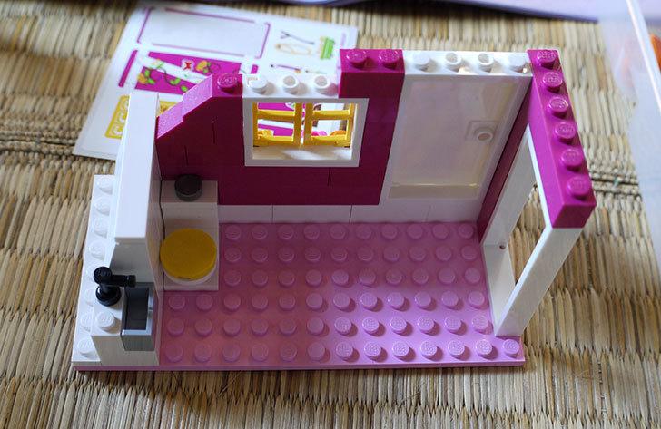 LEGO-41039-ラブリーサンシャインハウスを作った13.jpg