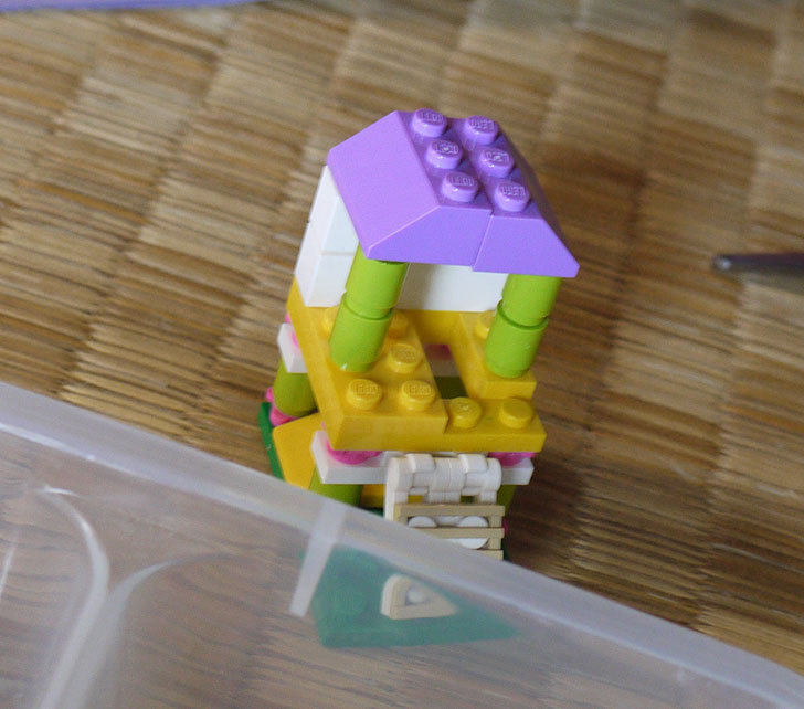 LEGO-41039-ラブリーサンシャインハウスを作った14.jpg