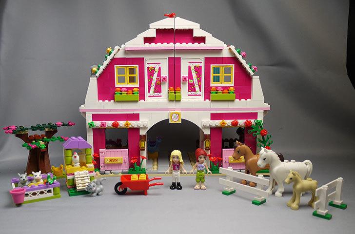LEGO-41039-ラブリーサンシャインハウスを作った2.jpg