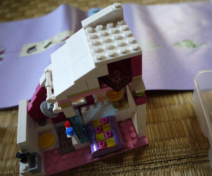 LEGO-41039-ラブリーサンシャインハウスを作った22.jpg