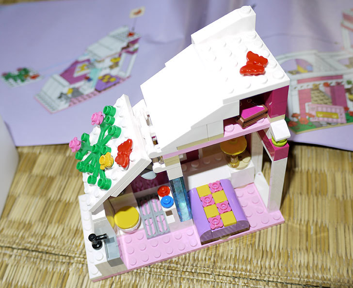 LEGO-41039-ラブリーサンシャインハウスを作った24.jpg