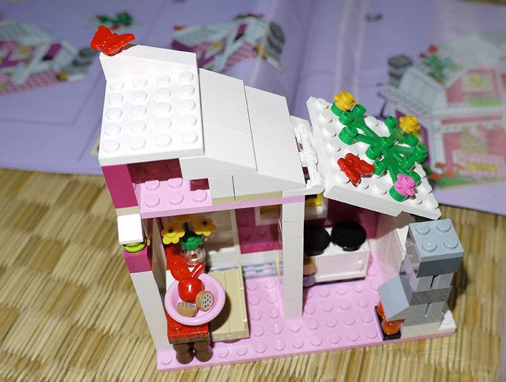 LEGO-41039-ラブリーサンシャインハウスを作った31.jpg