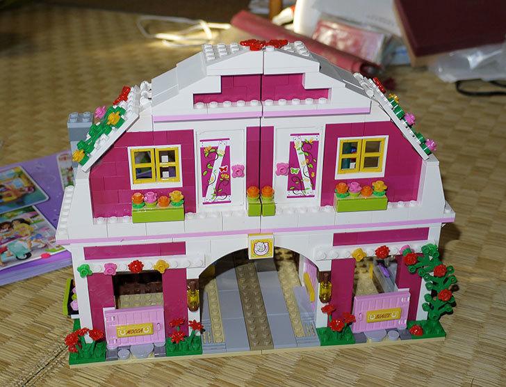 LEGO-41039-ラブリーサンシャインハウスを作った32.jpg