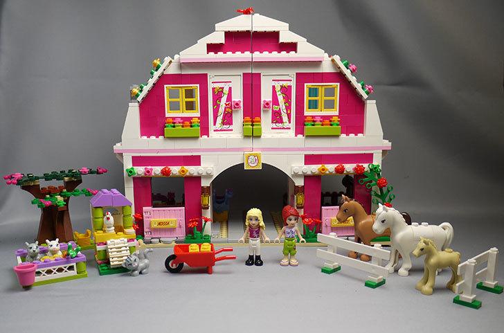LEGO-41039-ラブリーサンシャインハウスを作った33.jpg