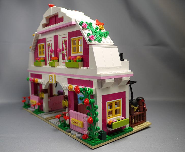 LEGO-41039-ラブリーサンシャインハウスを作った36.jpg