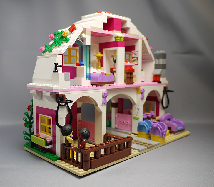 LEGO-41039-ラブリーサンシャインハウスを作った38.jpg