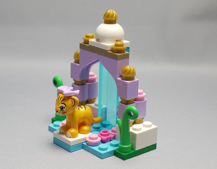 LEGO-41042-トラとビューティーテンプルを作った10.jpg