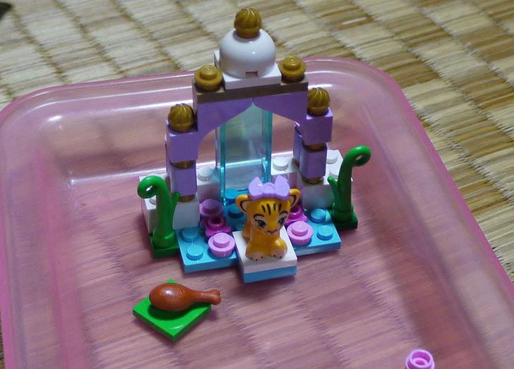 LEGO-41042-トラとビューティーテンプルを作った8.jpg