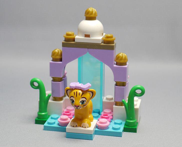LEGO-41042-トラとビューティーテンプルを作った9.jpg