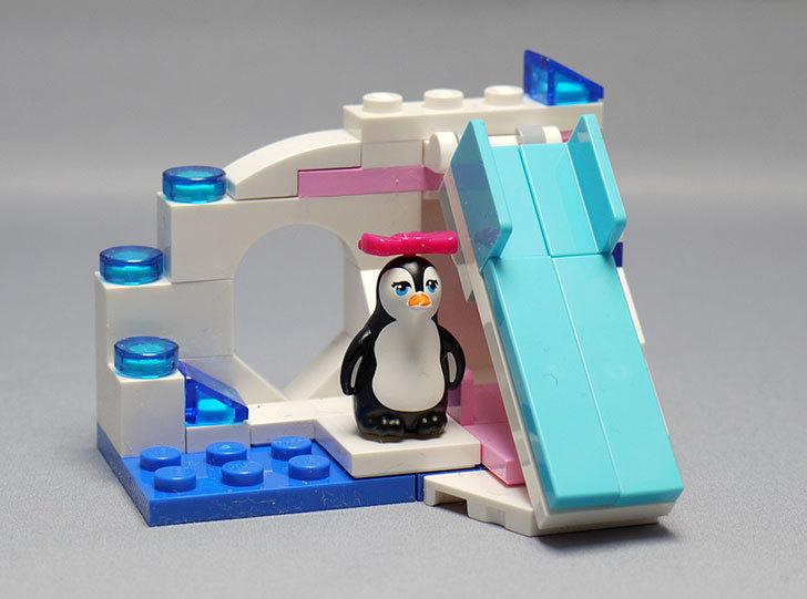 LEGO-41043-ペンギンとアイスマウンテンを作った9.jpg