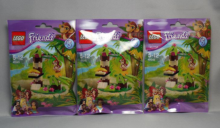 LEGO-41045-オランウータンとバナナツリー-が来た1.jpg