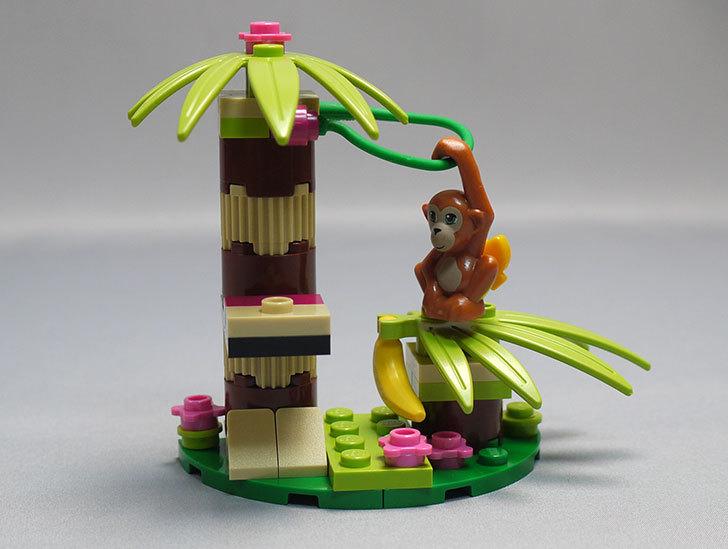 LEGO-41045-オランウータンとバナナツリーを作った1.jpg