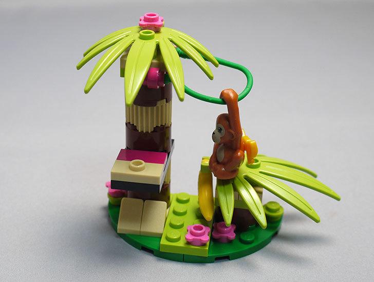LEGO-41045-オランウータンとバナナツリーを作った11.jpg