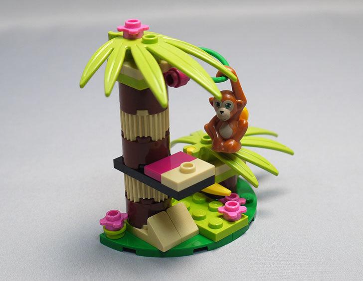 LEGO-41045-オランウータンとバナナツリーを作った12.jpg