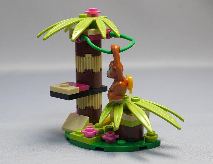 LEGO-41045-オランウータンとバナナツリーを作った2.jpg