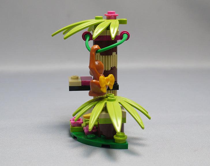 LEGO-41045-オランウータンとバナナツリーを作った3.jpg
