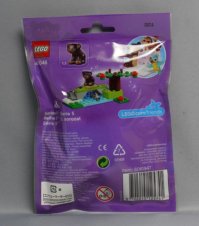 LEGO-41046-クマとマウンテンリバーが来た3.jpg