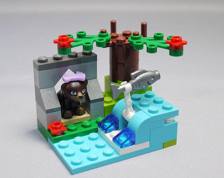 LEGO-41046-クマとマウンテンリバーを作った14.jpg