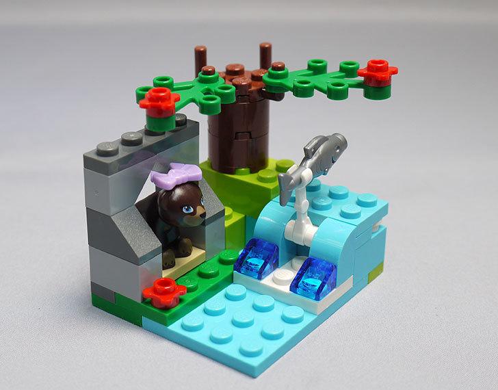 LEGO-41046-クマとマウンテンリバーを作った15.jpg