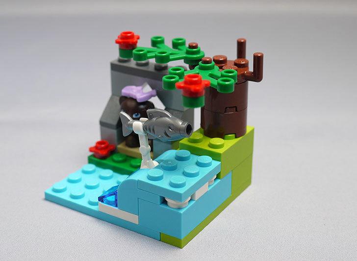 LEGO-41046-クマとマウンテンリバーを作った16.jpg