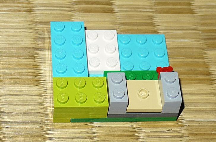 LEGO-41046-クマとマウンテンリバーを作った4.jpg