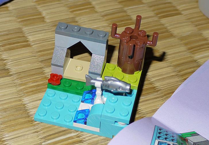 LEGO-41046-クマとマウンテンリバーを作った5.jpg