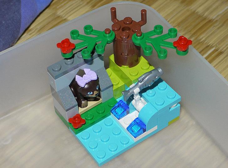 LEGO-41046-クマとマウンテンリバーを作った6.jpg