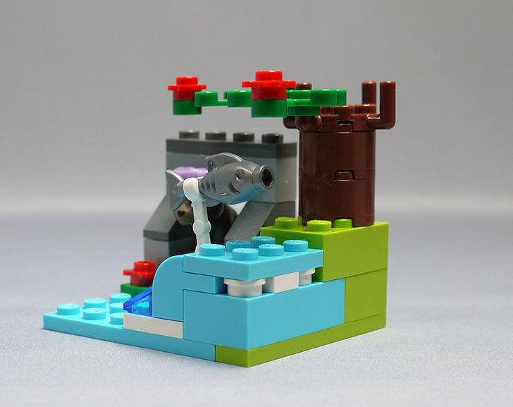 LEGO-41046-クマとマウンテンリバーを作った8.jpg