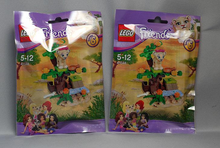 LEGO-41048-ライオンの赤ちゃんとサバンナが来た1.jpg