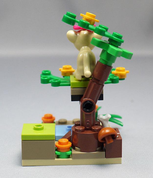 LEGO-41048-ライオンの赤ちゃんとサバンナを作った9.jpg