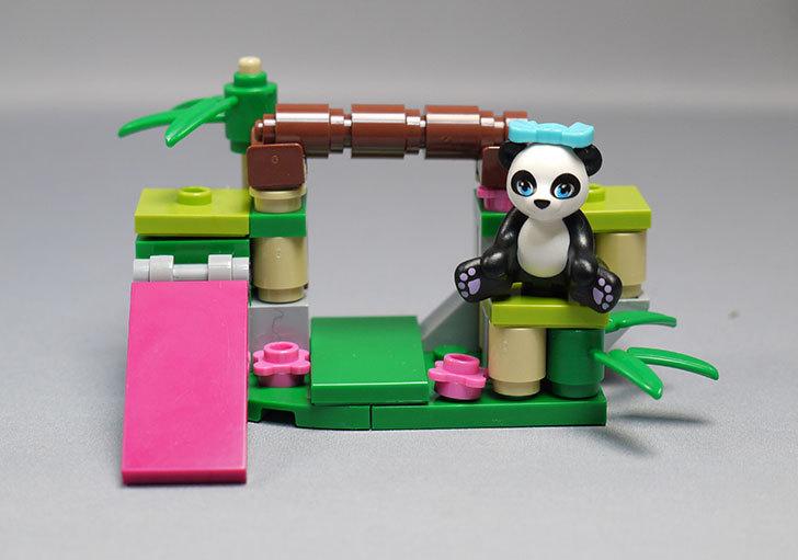 LEGO-41049-パンダとラッキーバンブーを作った1.jpg