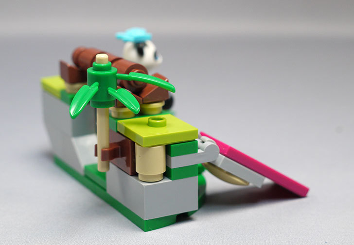 LEGO-41049-パンダとラッキーバンブーを作った12.jpg