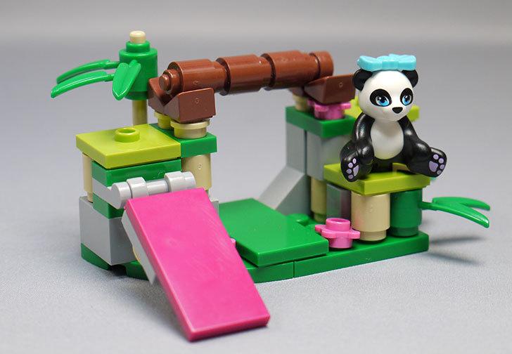 LEGO-41049-パンダとラッキーバンブーを作った14.jpg