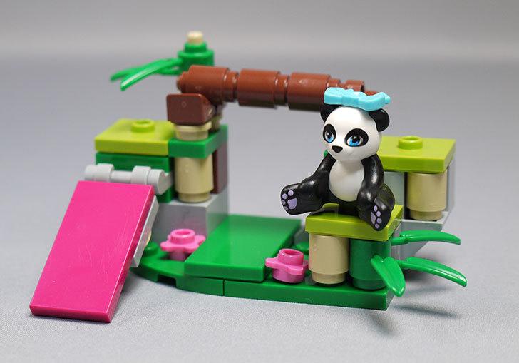 LEGO-41049-パンダとラッキーバンブーを作った15.jpg