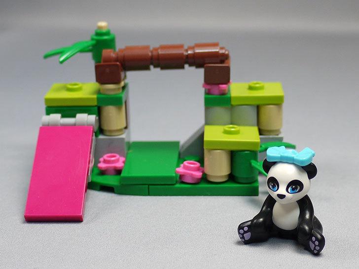 LEGO-41049-パンダとラッキーバンブーを作った24.jpg
