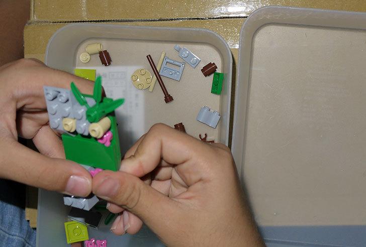LEGO-41049-パンダとラッキーバンブーを作った3.jpg