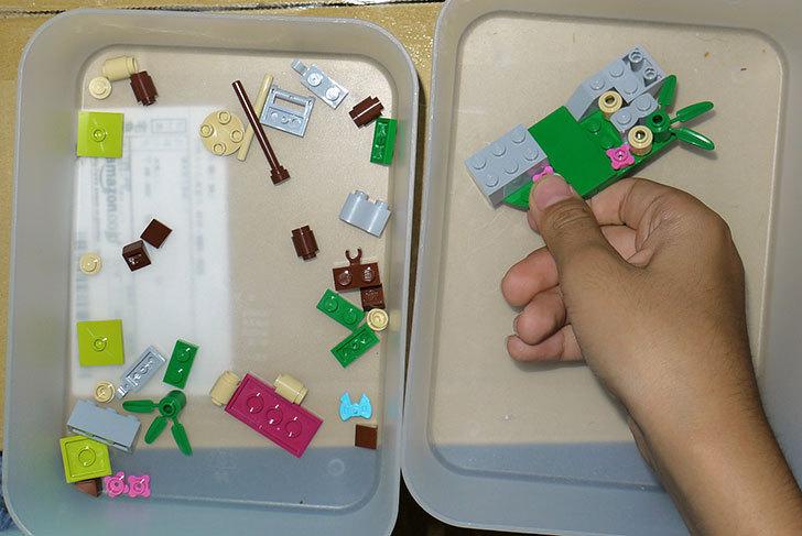 LEGO-41049-パンダとラッキーバンブーを作った4.jpg