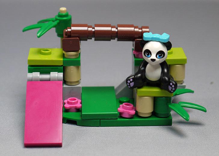 LEGO-41049-パンダとラッキーバンブーを作った7.jpg