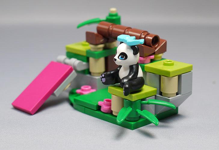 LEGO-41049-パンダとラッキーバンブーを作った8.jpg