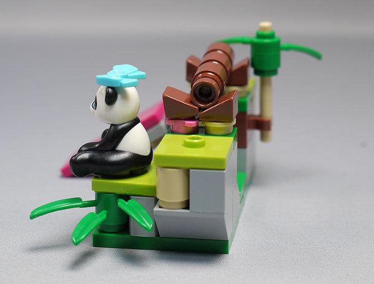 LEGO-41049-パンダとラッキーバンブーを作った9.jpg