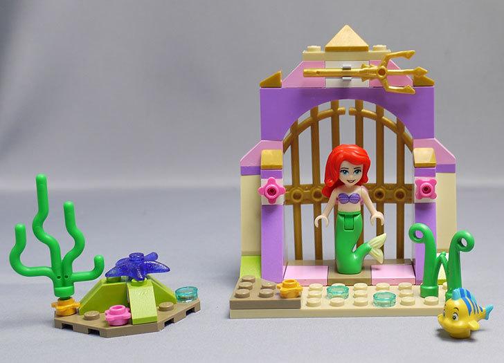 LEGO-41050-アリエルのひみつのたからを作った1.jpg