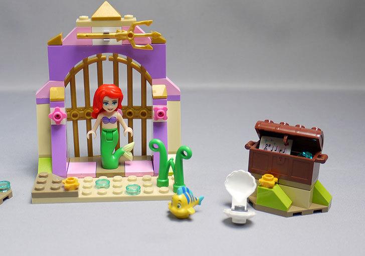 LEGO-41050-アリエルのひみつのたからを作った8.jpg