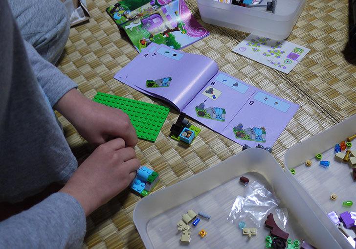 LEGO-41051-メリダのハイランドゲームを作った4.jpg