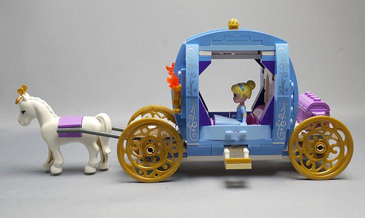 LEGO-41053-シンデレラのまほうの馬車を作った1.jpg
