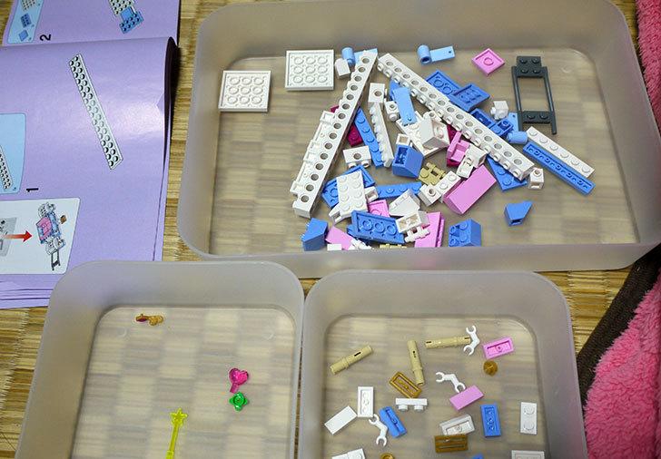 LEGO-41053-シンデレラのまほうの馬車を作った10.jpg