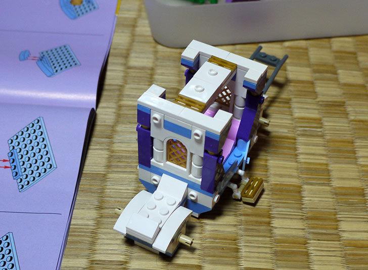 LEGO-41053-シンデレラのまほうの馬車を作った15.jpg