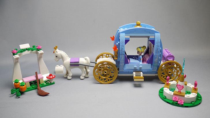 LEGO-41053-シンデレラのまほうの馬車を作った16.jpg