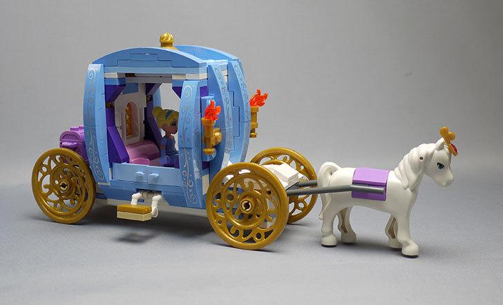 LEGO-41053-シンデレラのまほうの馬車を作った22.jpg
